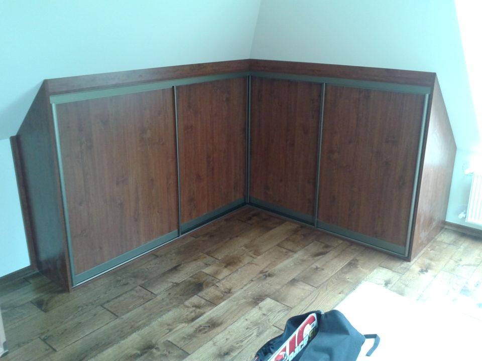Garderoby na wymiar płock